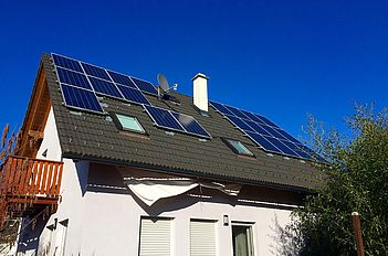 PV Anlage Pisching - 5,50 kWp